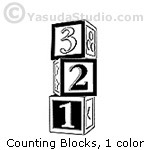 Counting Blocks, 1/c