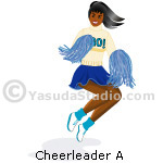Cheerleader A