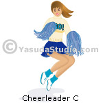 Cheerleader C