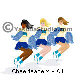 Cheerleaders, All