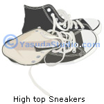 Hi top Sneakers